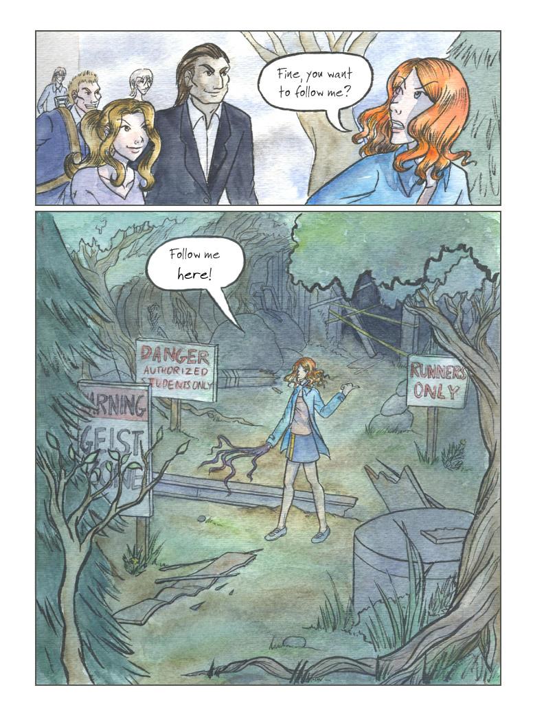 Geist! Comic page 72