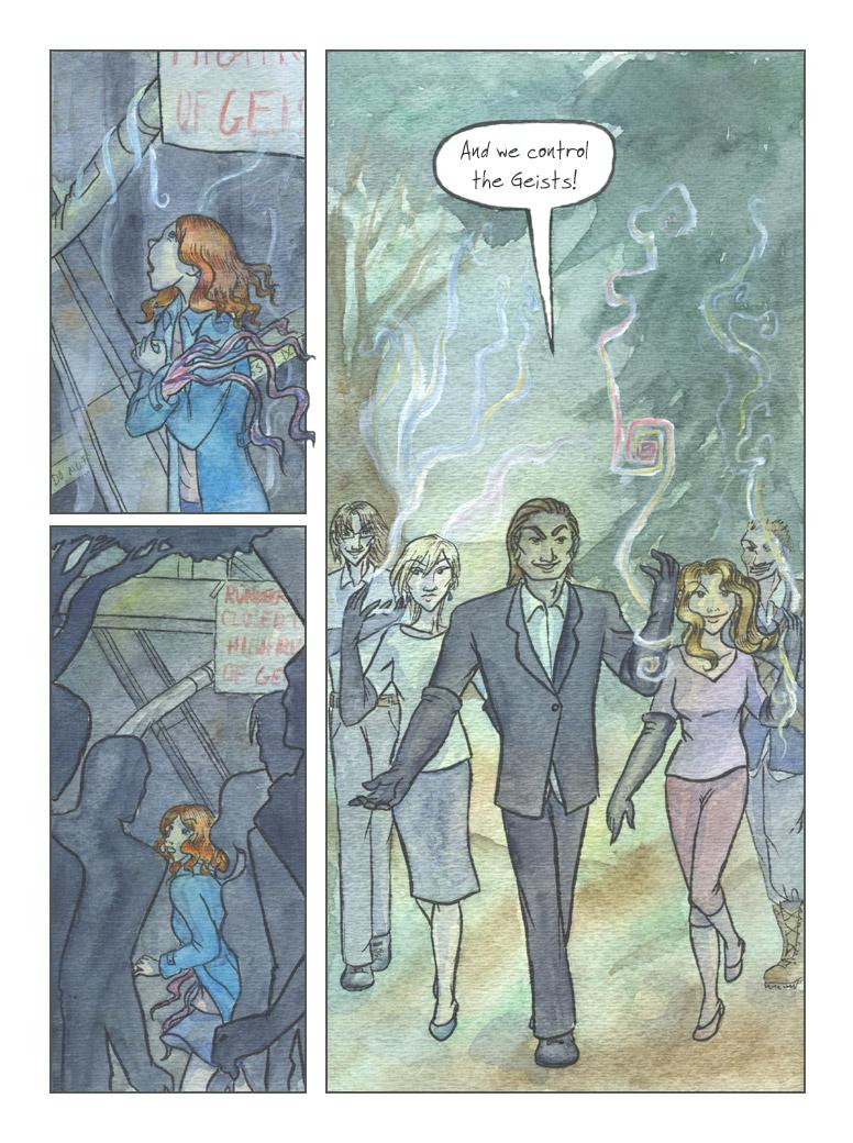 Geist! Comic page 74