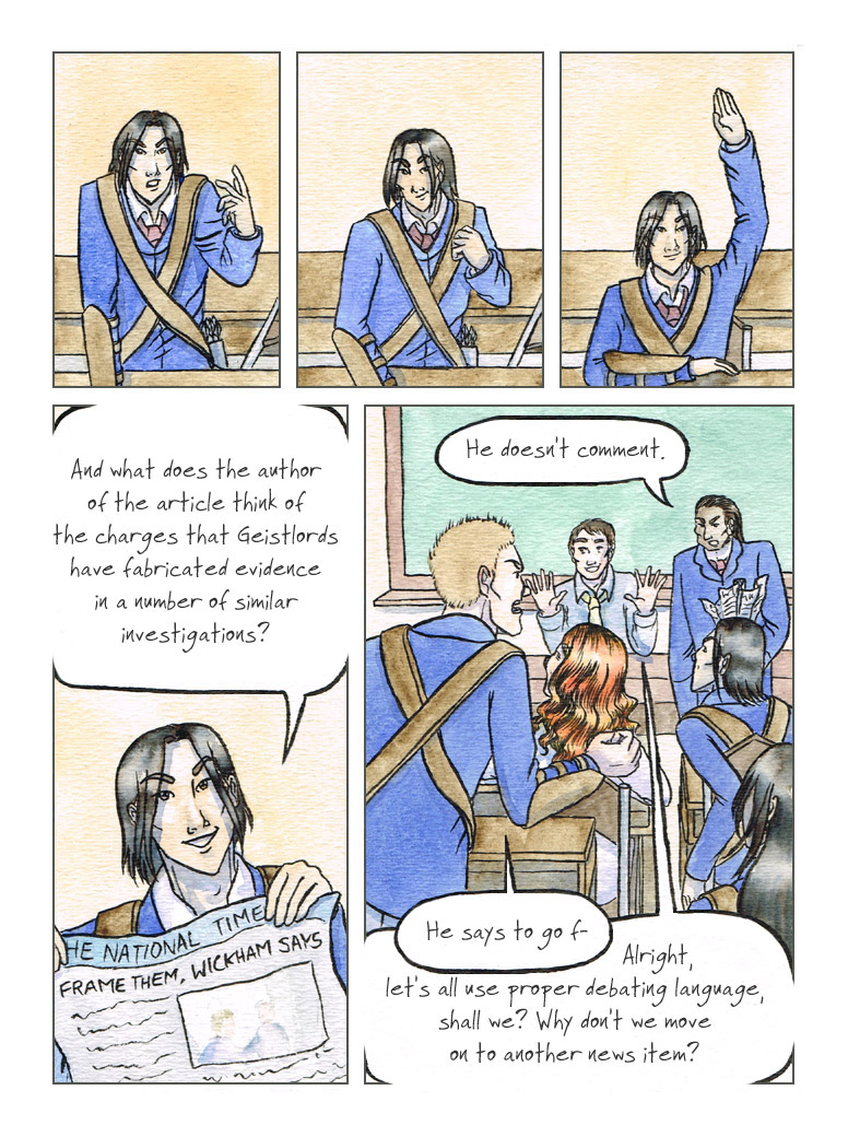 Geist! Comic page 214