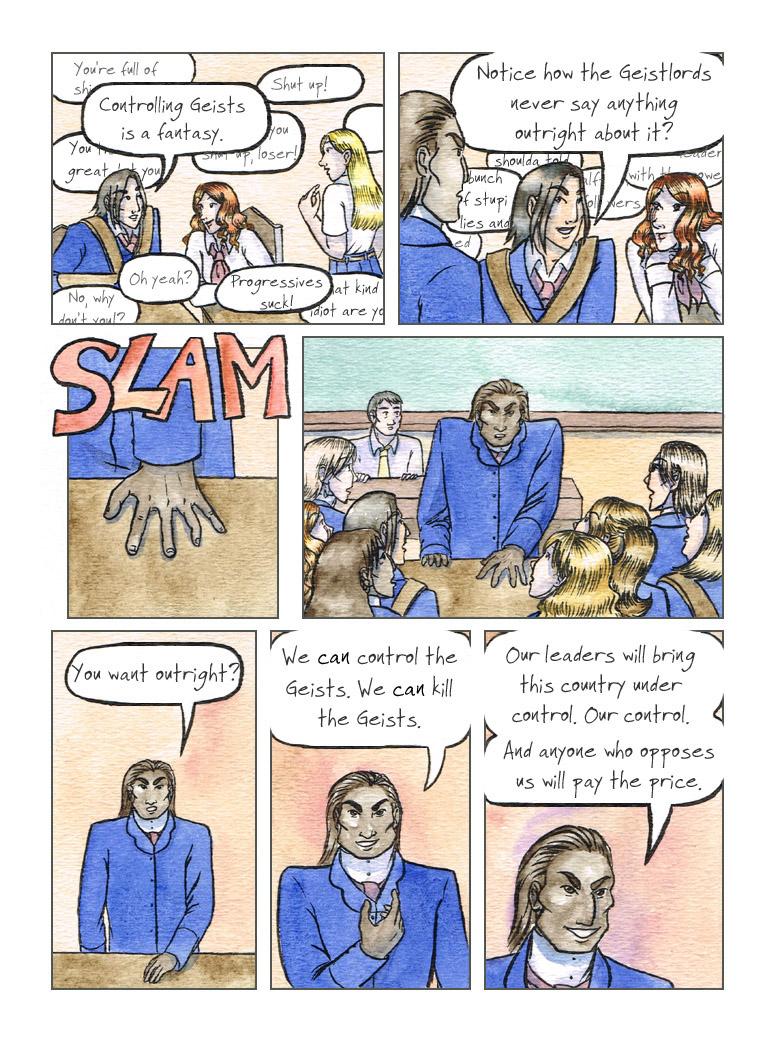 Geist! Comic page 217
