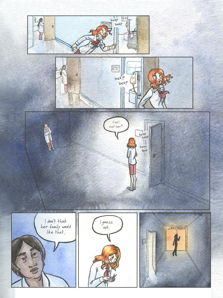 Geist! Comic page 5