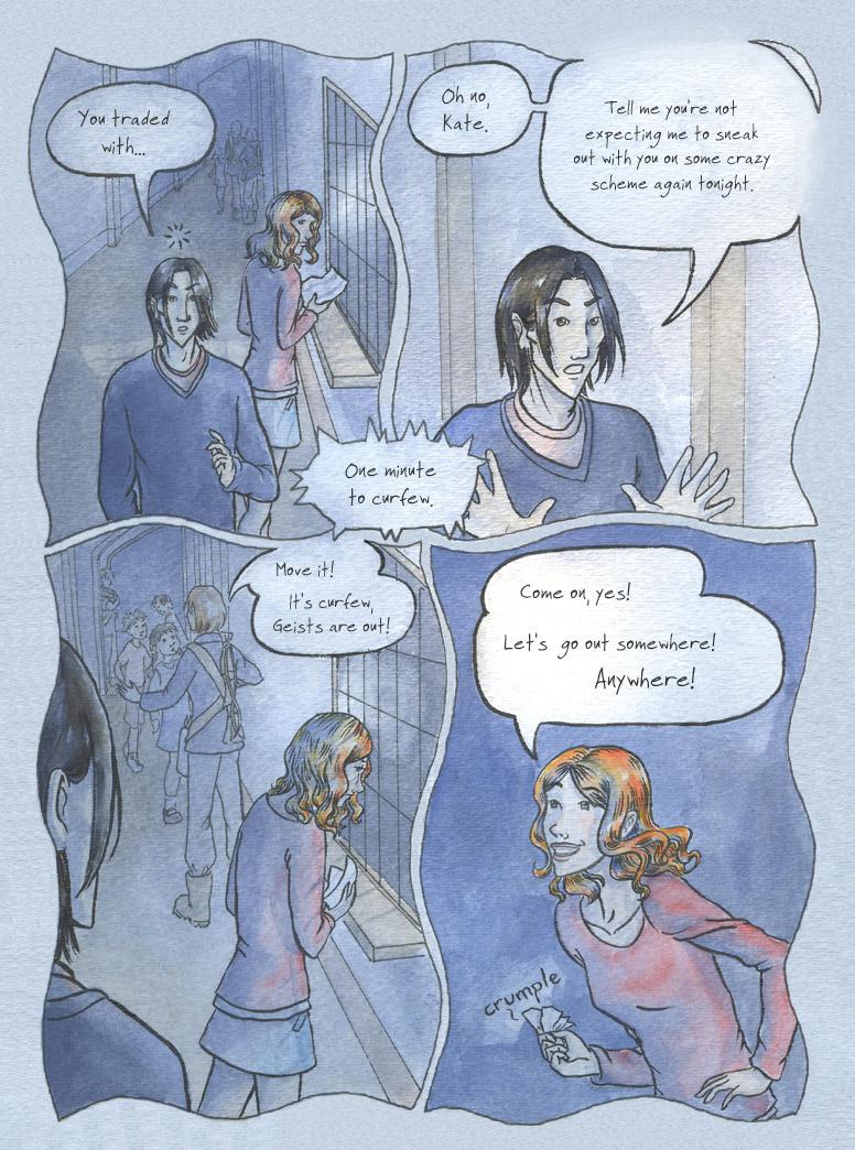 Geist! Comic page 11