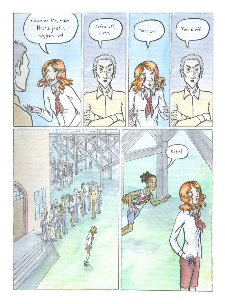 Geist! Comic page 17