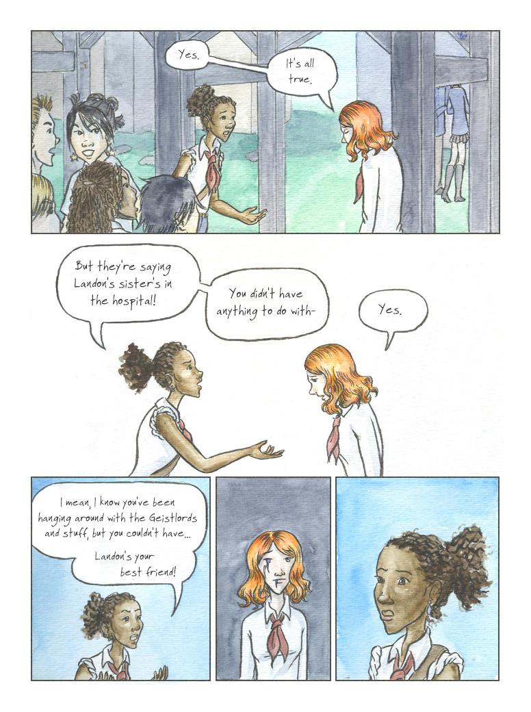 Geist! Comic page 19