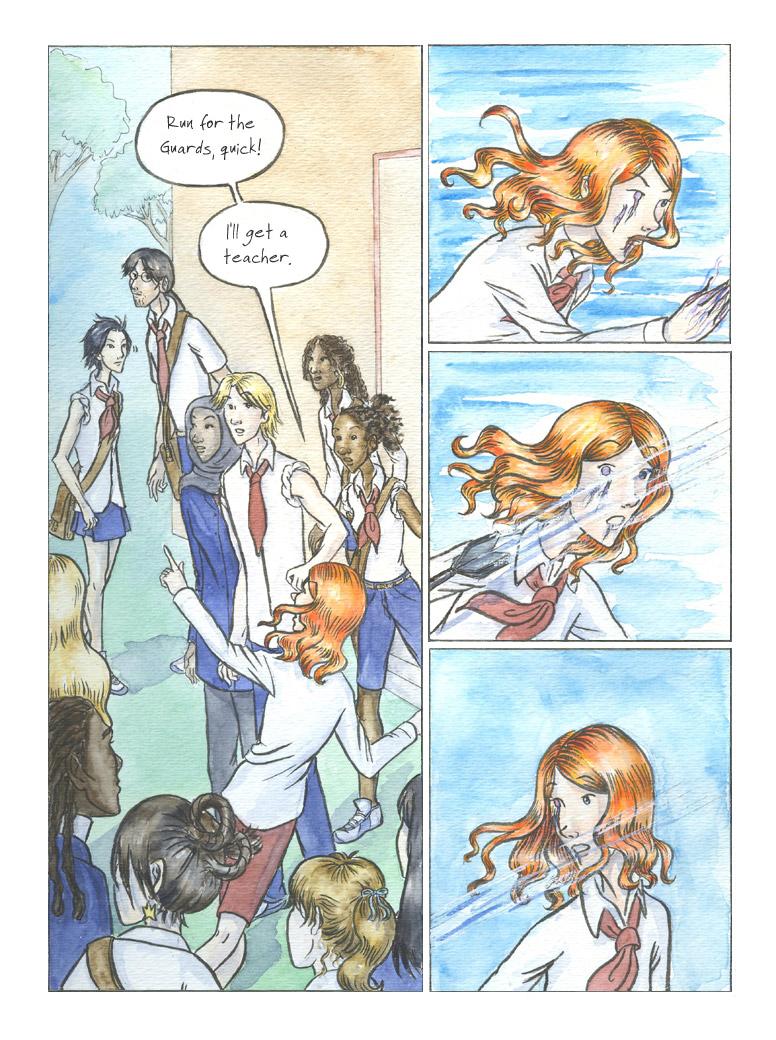 Geist! Comic page 25