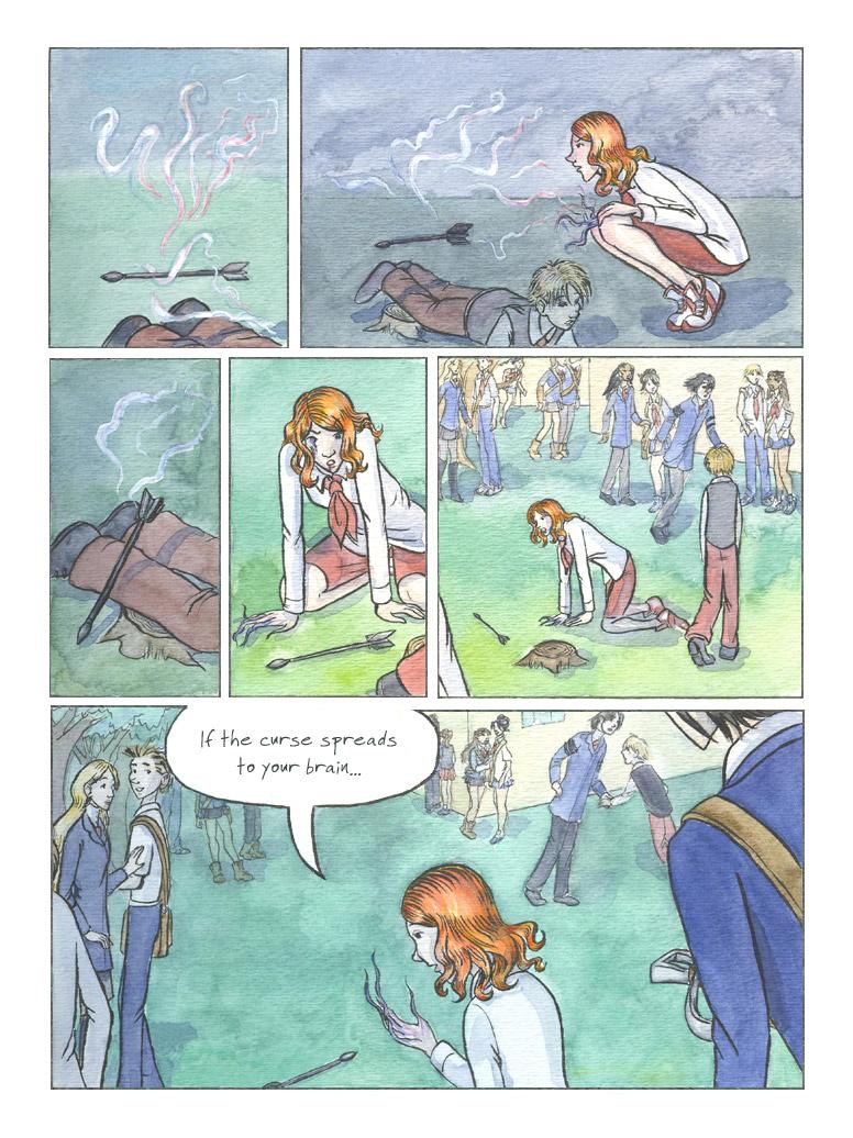 Geist! Comic page 27