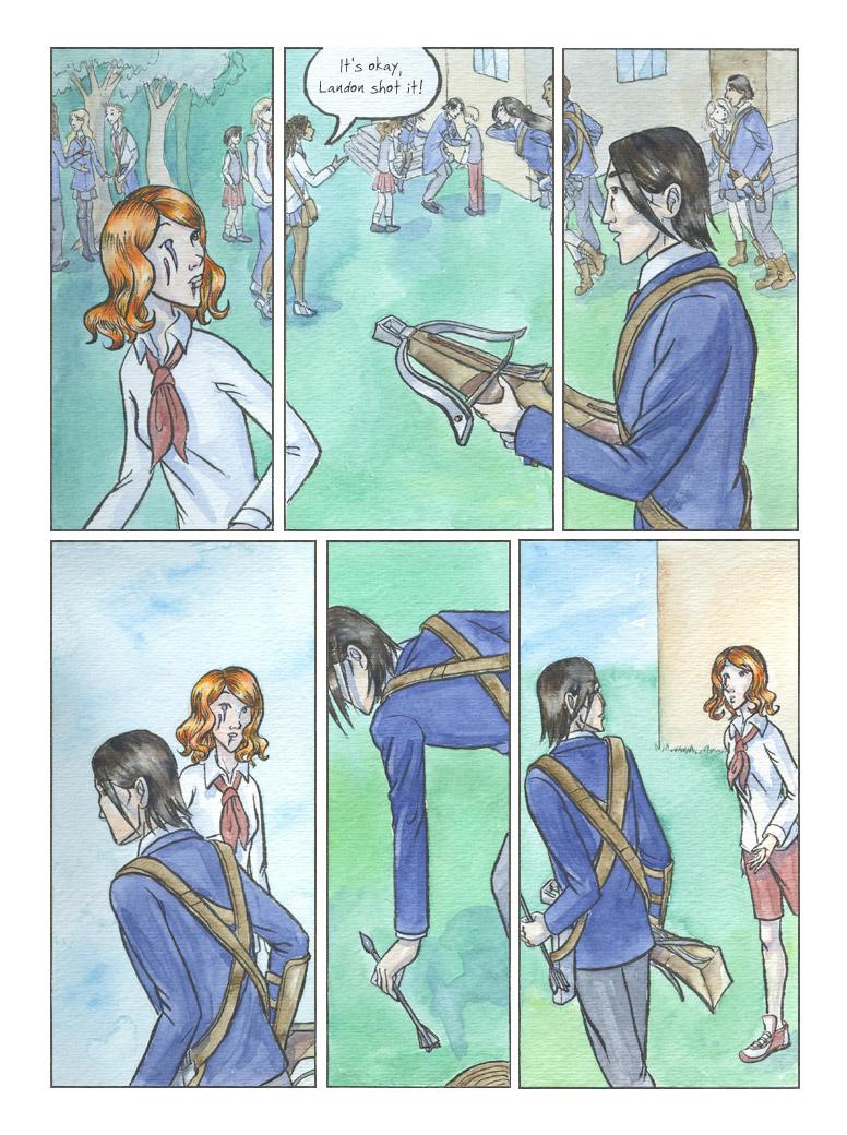 Geist! Comic page 28