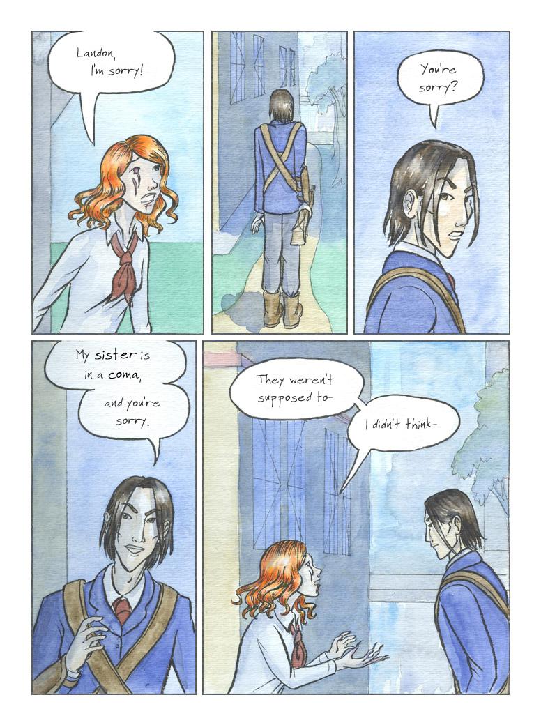 Geist! Comic page 30