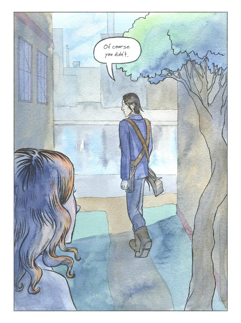 Geist! Comic page 31
