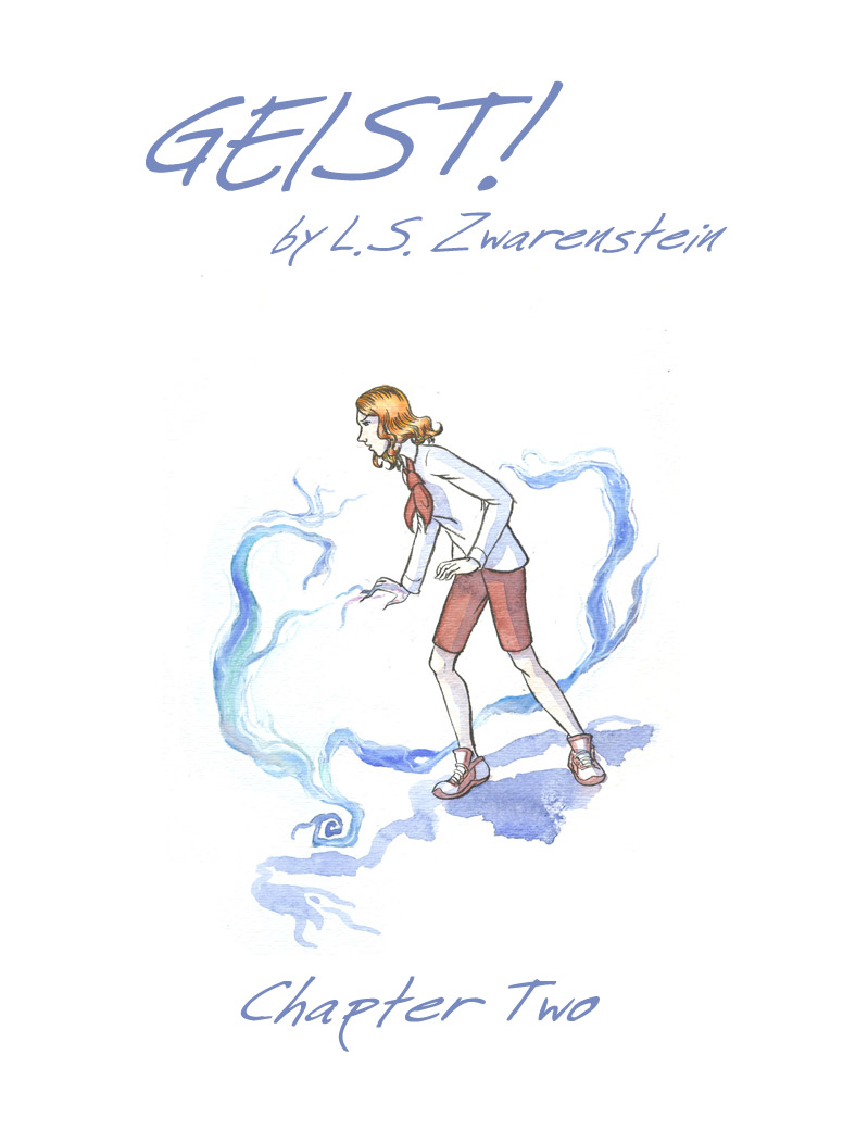 Geist! Chapter Two cover
