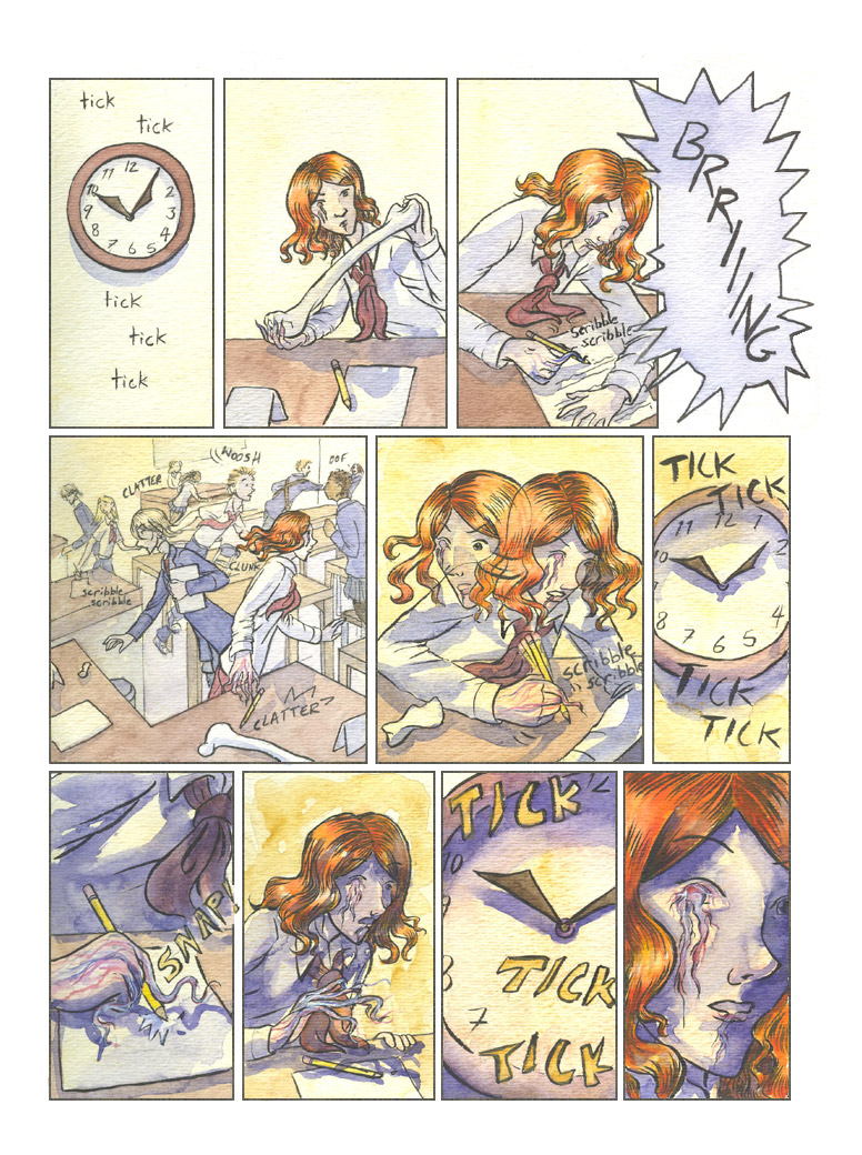 Geist! comic page 35