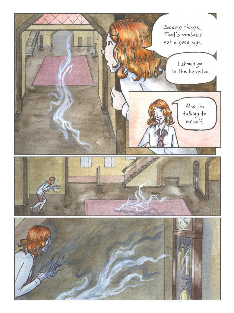 Geist! Comic page 42