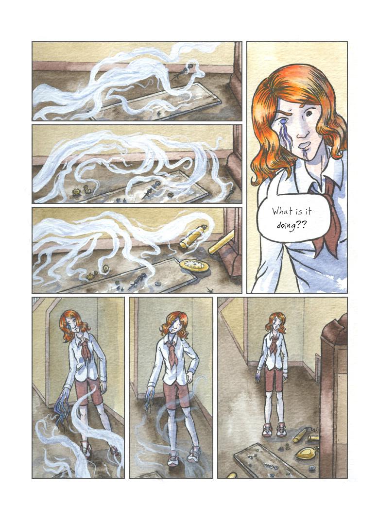 Geist! Comic page 43