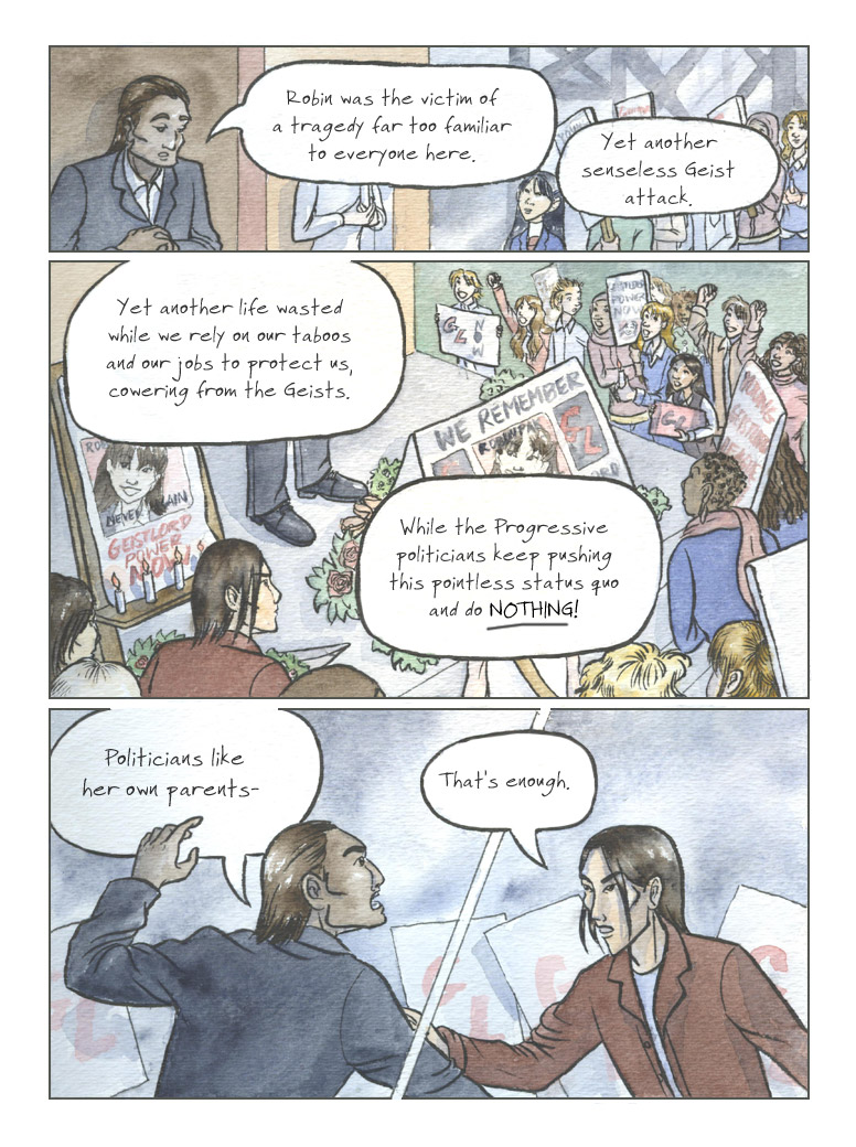 Geist! comic page 47