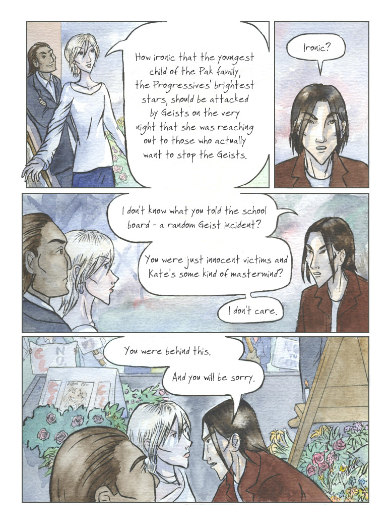 Geist! comic page 50