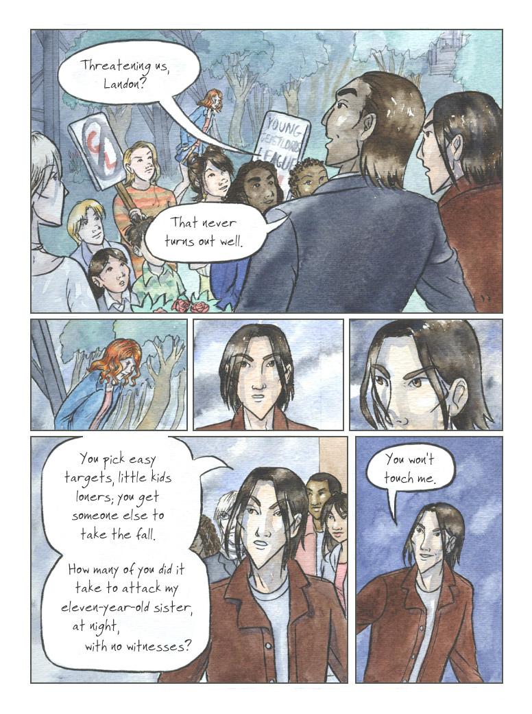 Geist! comic page 51