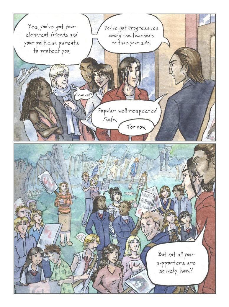 Geist! Comic page 52