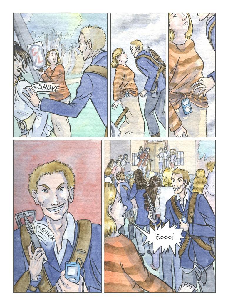 Geist! Comic page 53