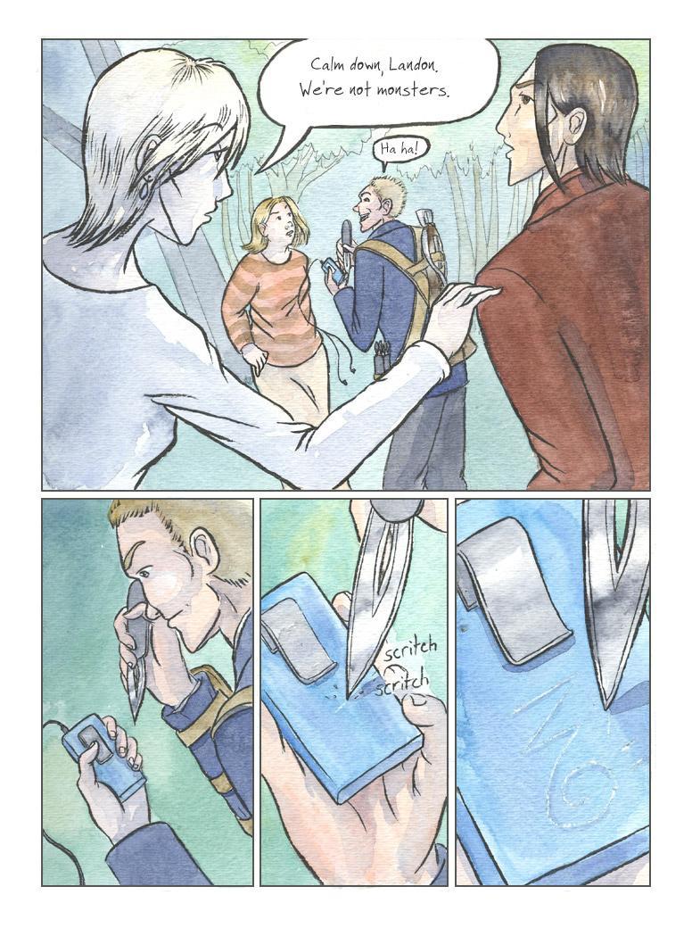 Geist! Comic page 55