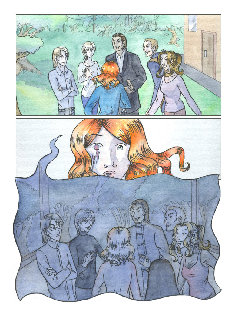 Geist! Comic page 60
