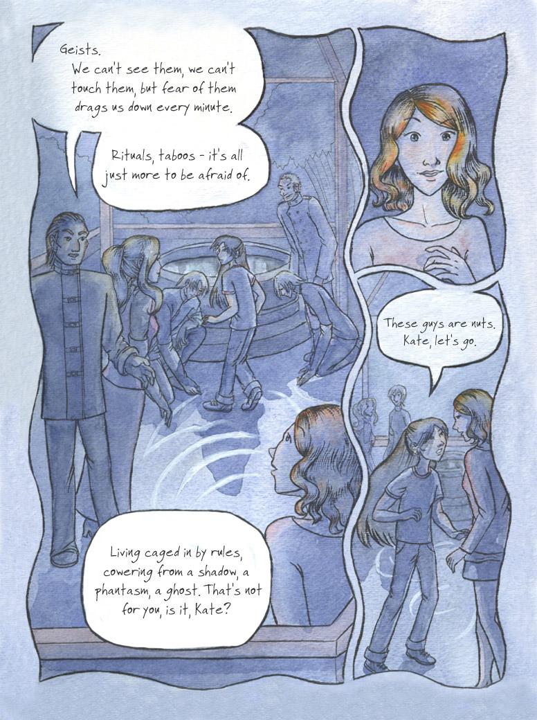 Geist! Comic page 62