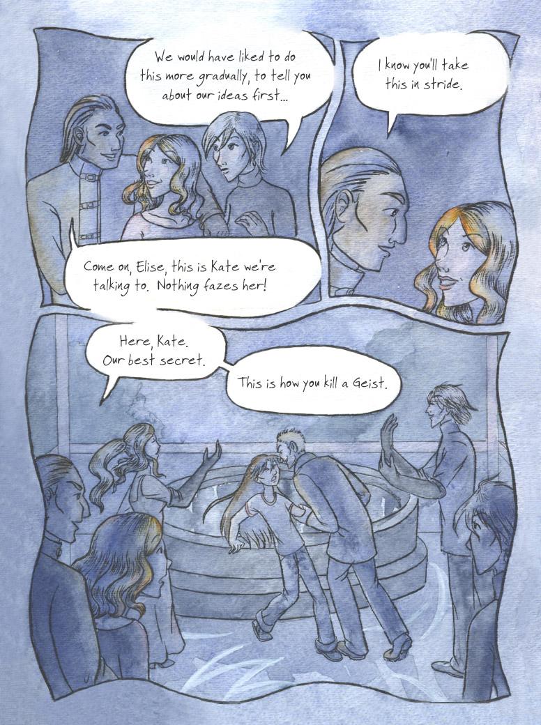 Geist! Comic page 64