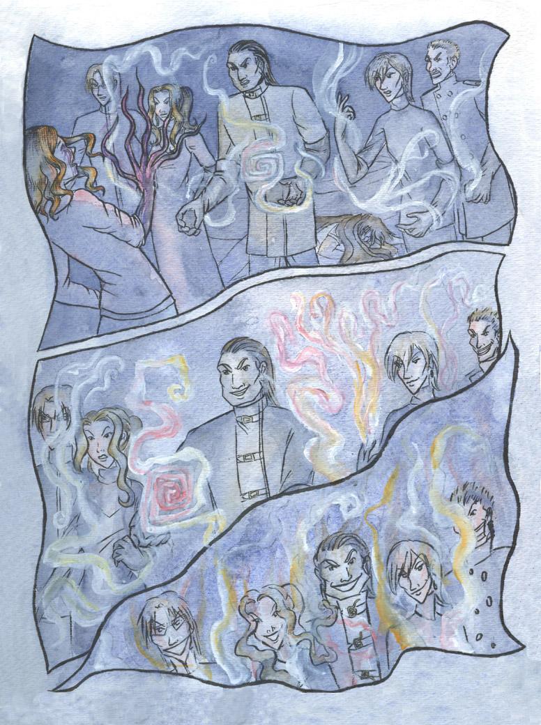 Geist! Comic page 68