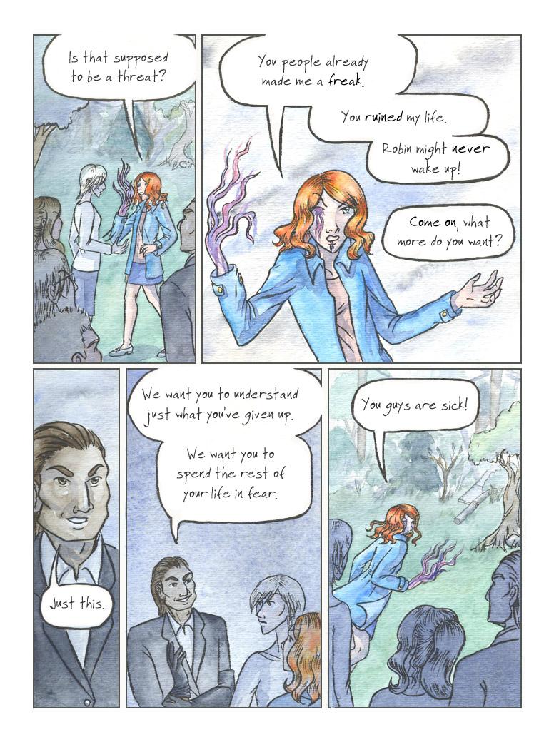Geist! Comic page 71