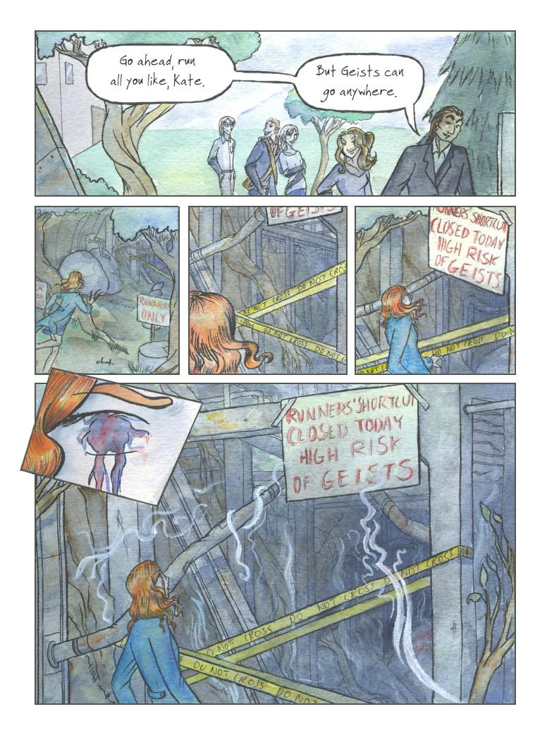 Geist! Comic page 73