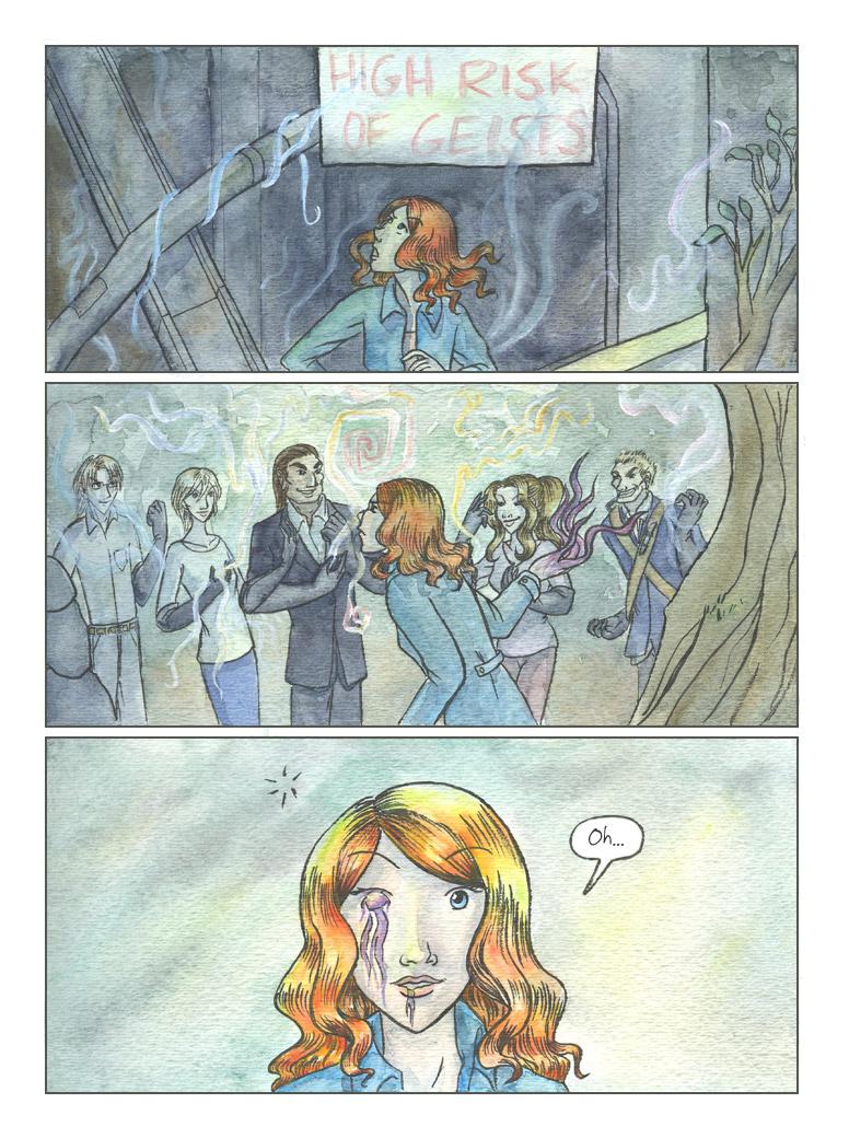 Geist! Comic page 75