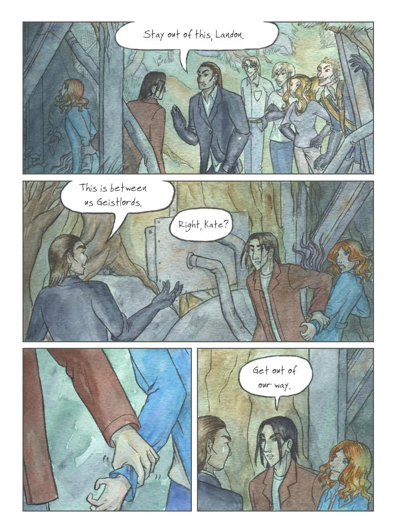 Geist! Comic page 77