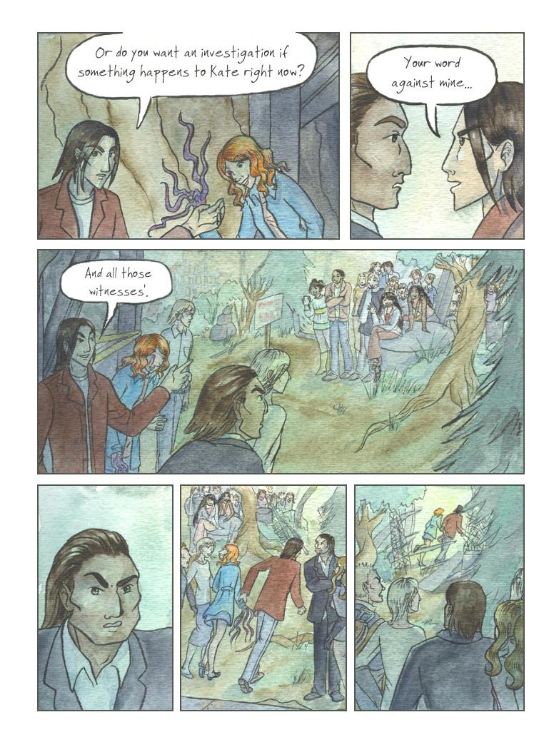Geist! Comic page 78