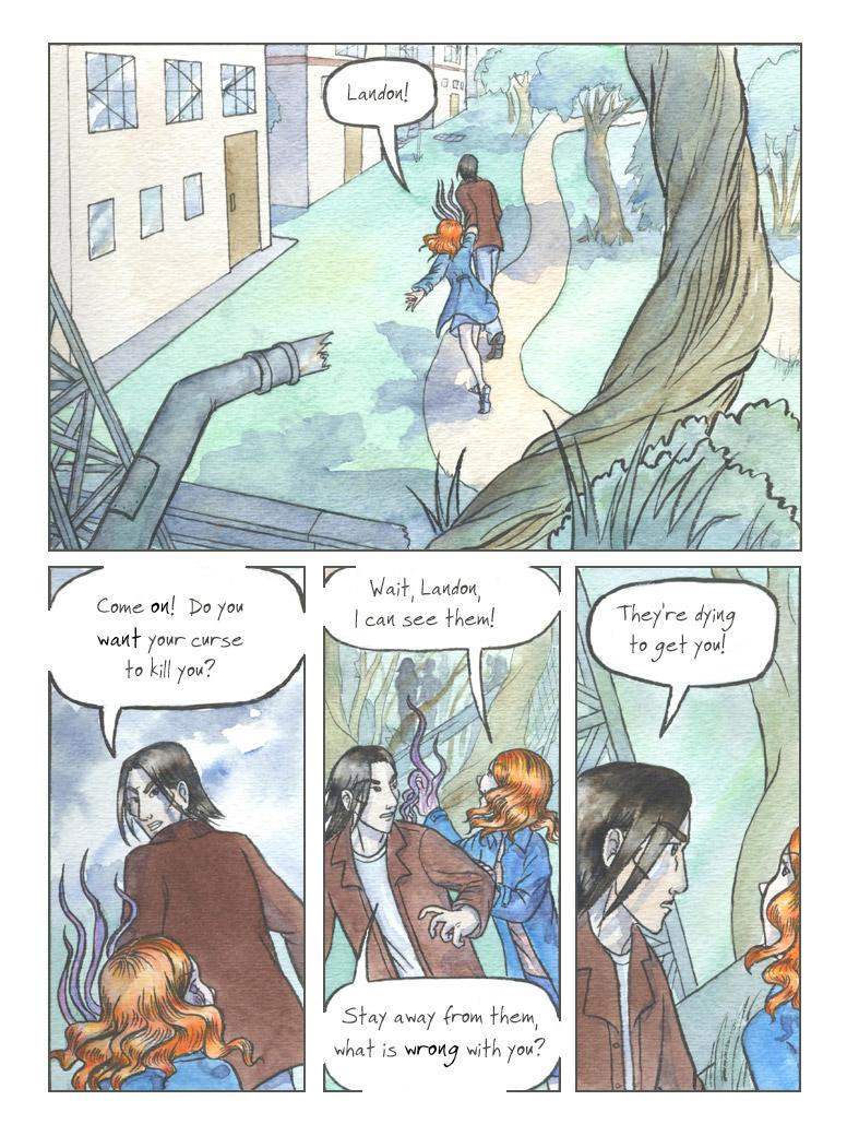 Geist! Comic page 79