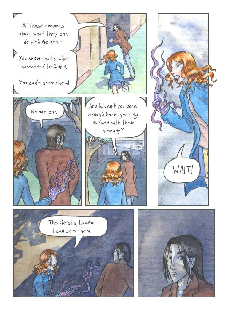 Geist! Comic page 80