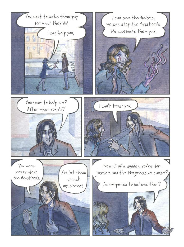 Geist! Comic page 81