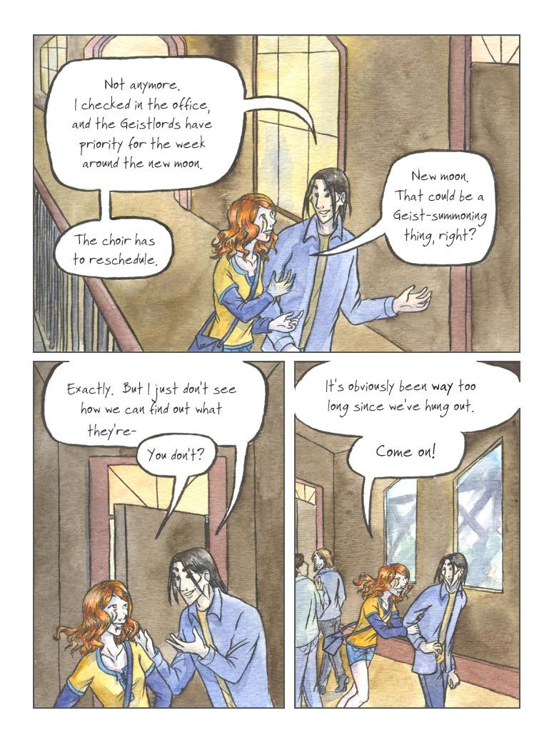 Geist! Comic page 85