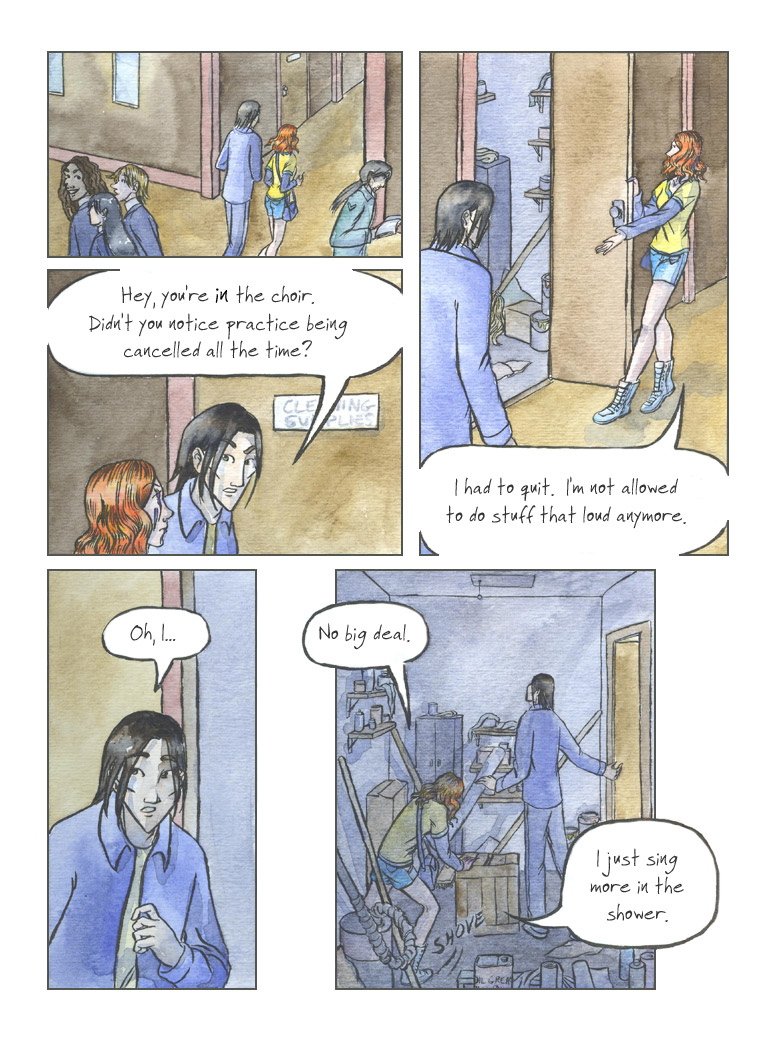 Geist! Comic page 87