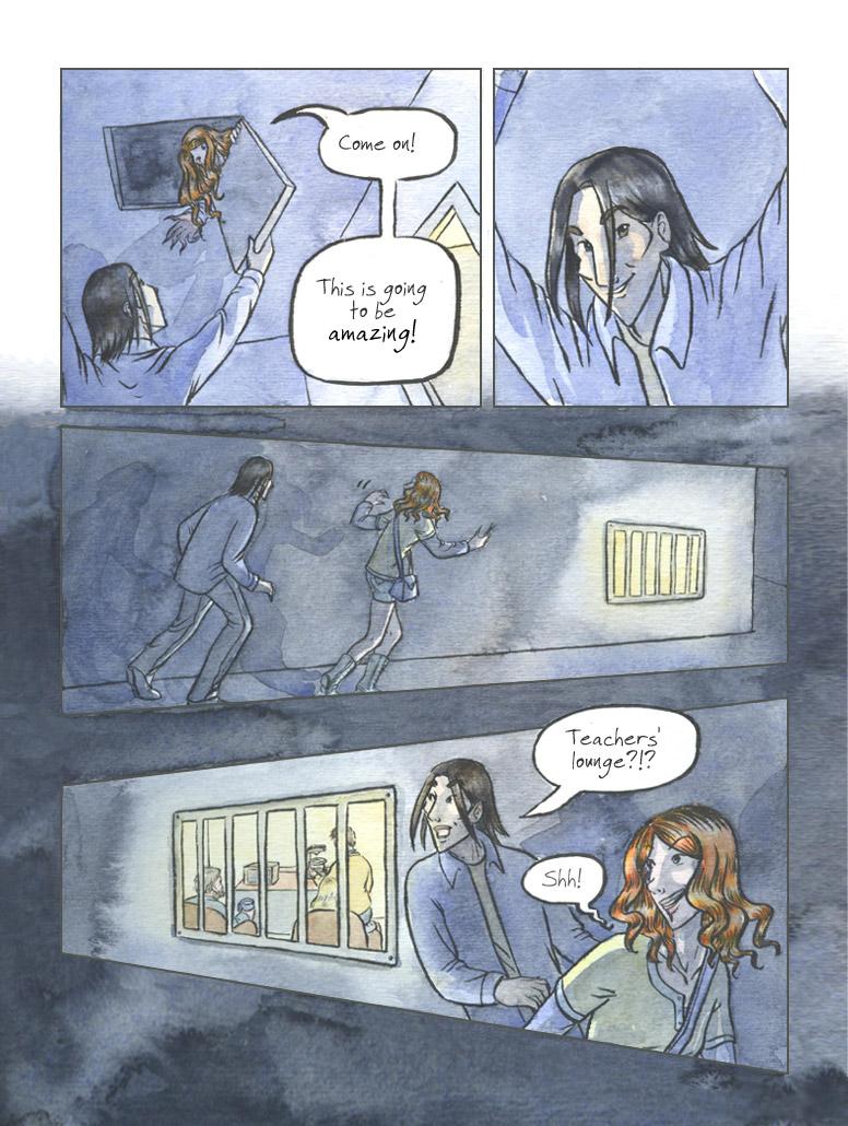 Geist! Comic page 89