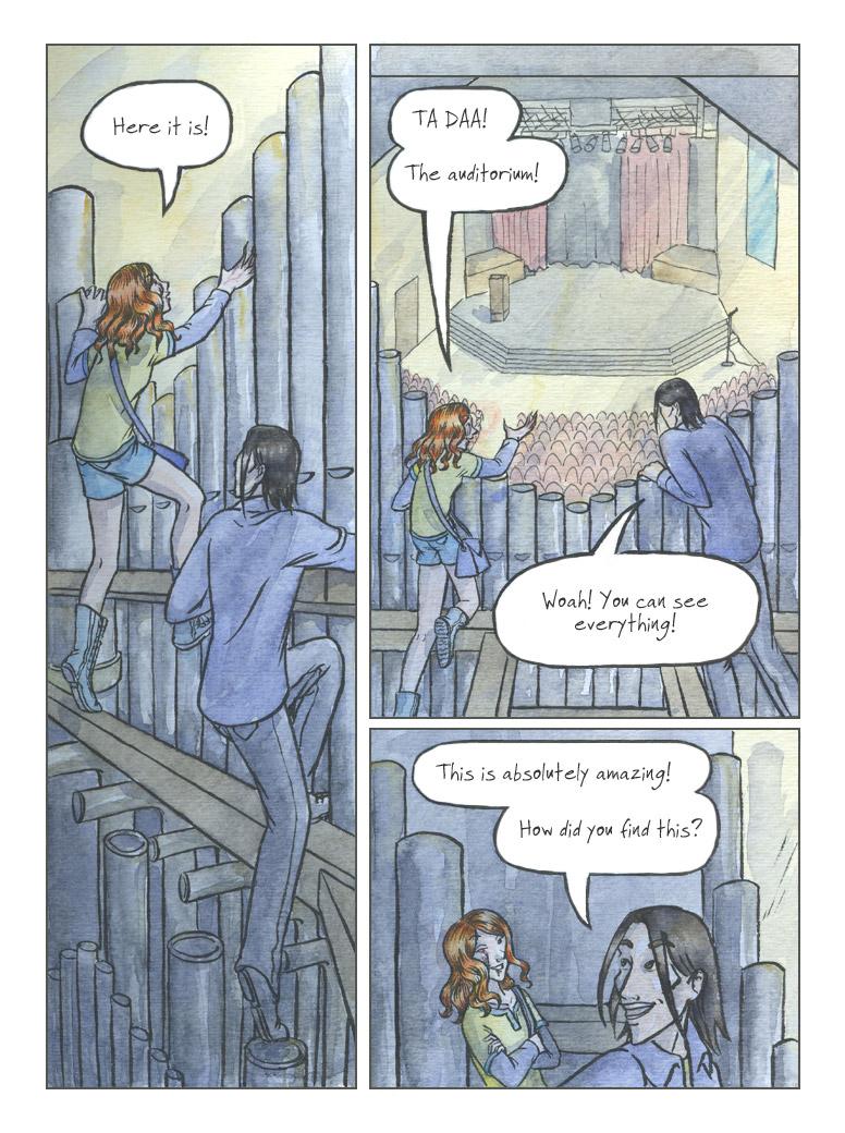 Geist! Comic page 90