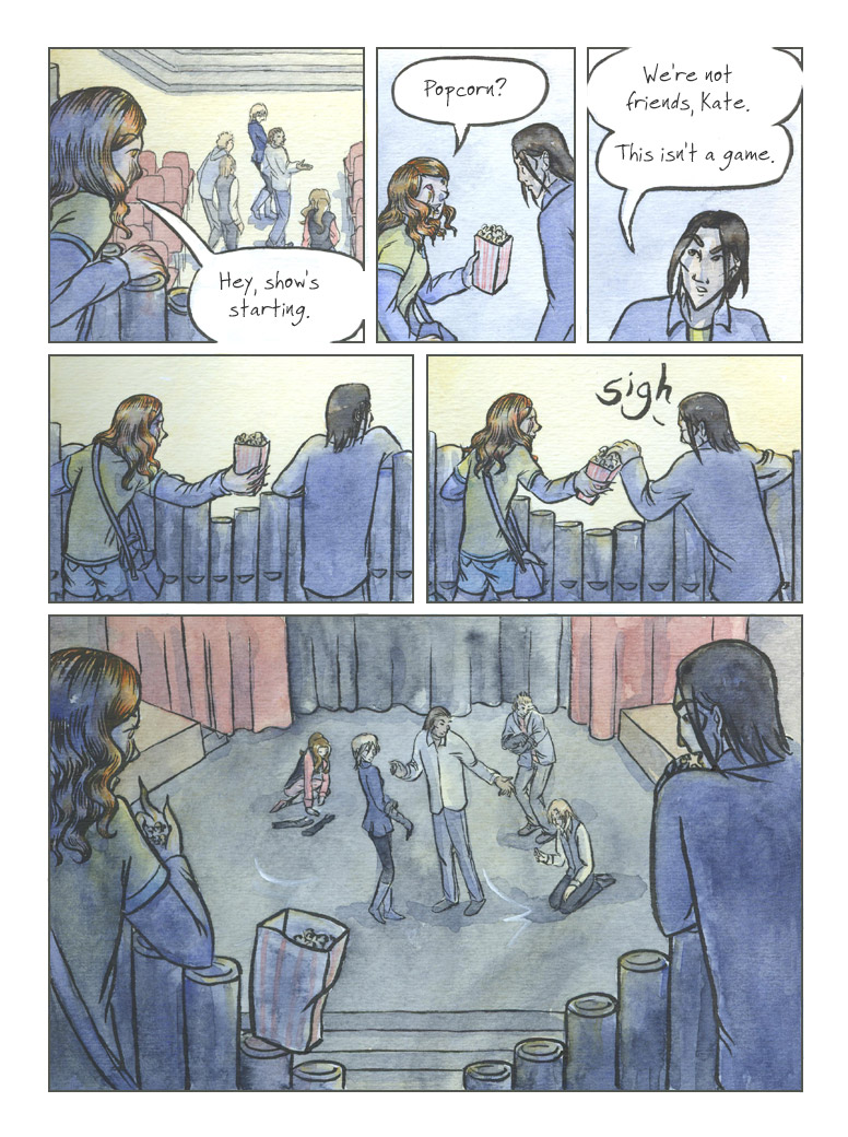 Geist! Comic page 91