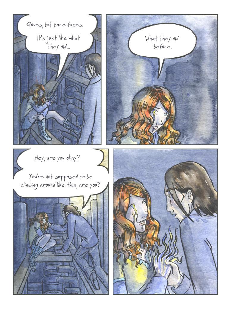 Geist! Comic page 93