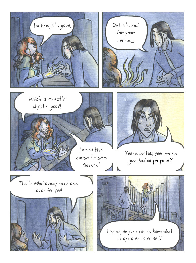 Geist! Comic page 94