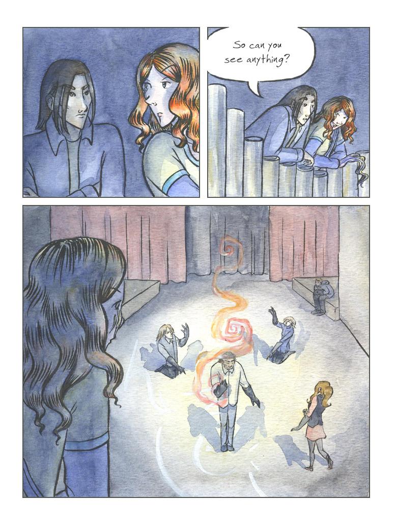 Geist! Comic page 95