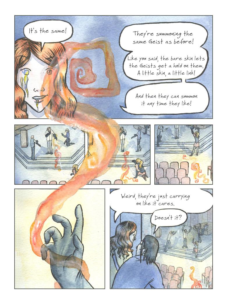 Geist! Comic page 96