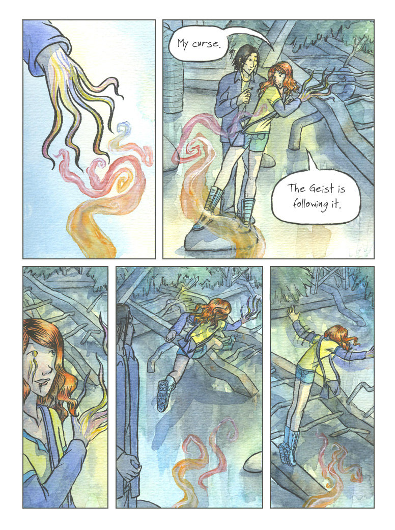 Geist! Comic page 99