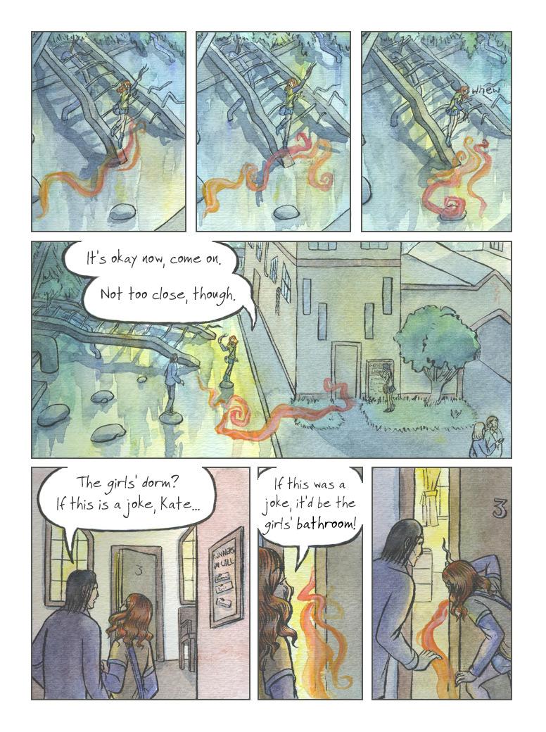 Geist! Comic page 100