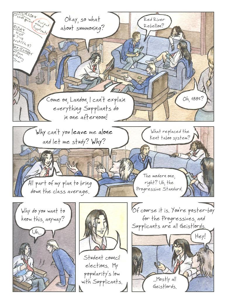 Geist! comic page 104