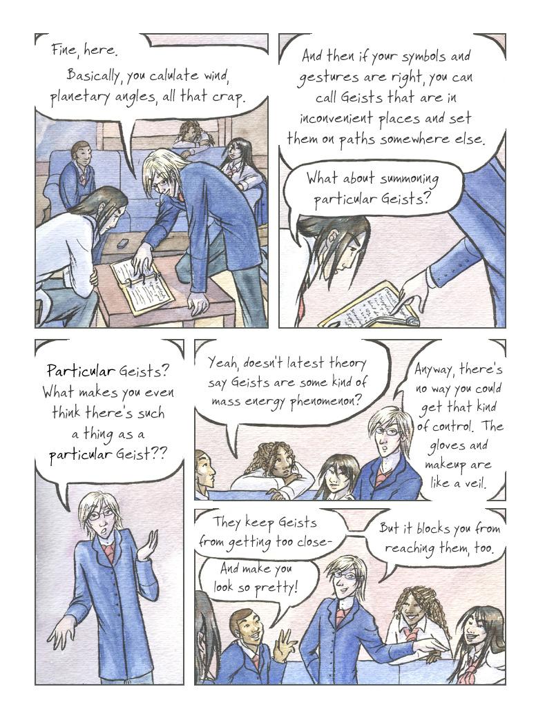Geist! Comic page 105