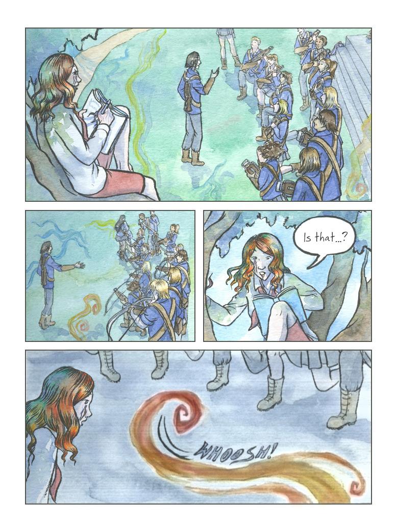 Geist! Comic page 108