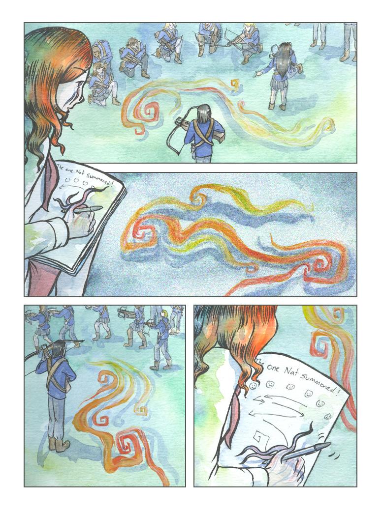 Geist! Comic page 109